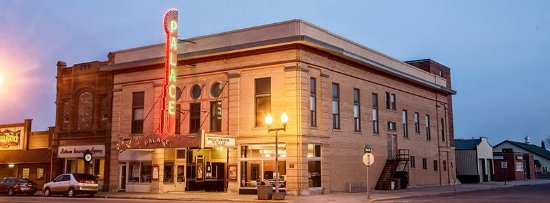 Luverne, MN: Palace Theatre photo for advertising