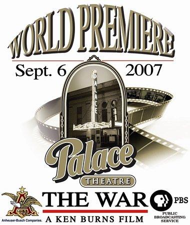 world premiere of the war a ken burns film 2007 ルバーン