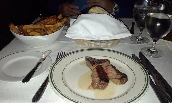 Benjamin Steakhouse: T-bone per due