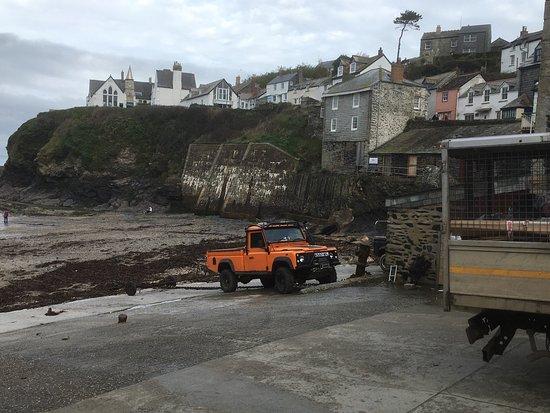 Harbour, Port Isaac, Cornwall: photo3.jpg