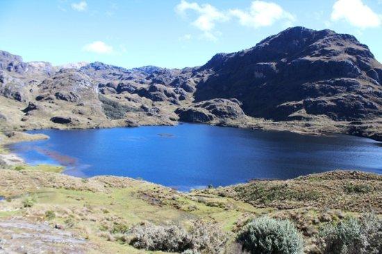 Azuay Province, Ecuador: Laguna