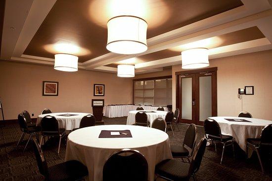 Sandman Hotel Edmonton West: Banquet Room