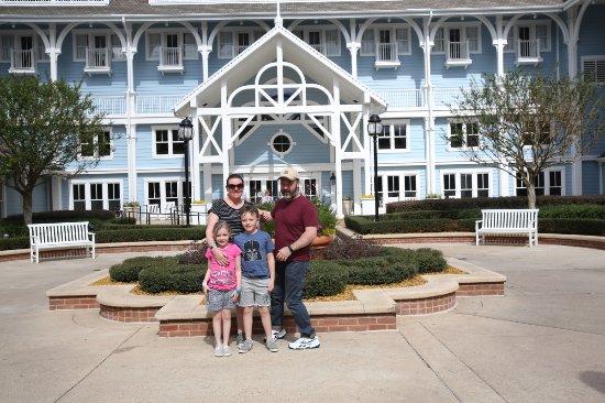 Zdjęcie Disney's Beach Club Resort