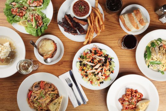 Union Grill: Something for Everyone