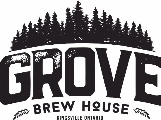 The Grove Brew House, 12 Main Street East, Kingsville, Ontario