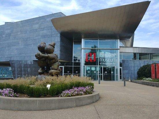 Hunter Museum of American Art : museum entrance