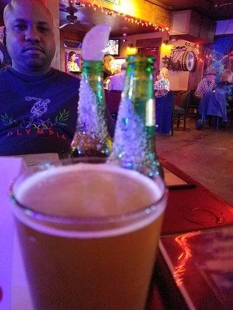 Kerrville, Τέξας: Draft and bottled beer