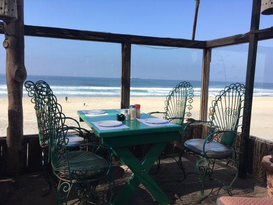 Los Pelicanos Restaurant Bar Vista Al Mar De Rosarito