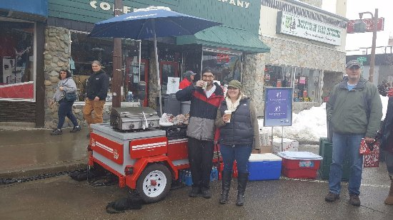 Cranbrook, Canada: Don Cherry's Mobile Unit!