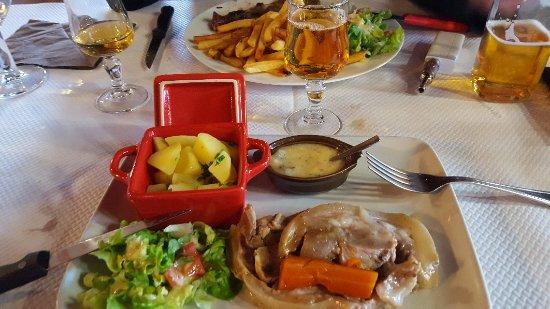 Champrond-en-Gatine, France: La Table du Perche