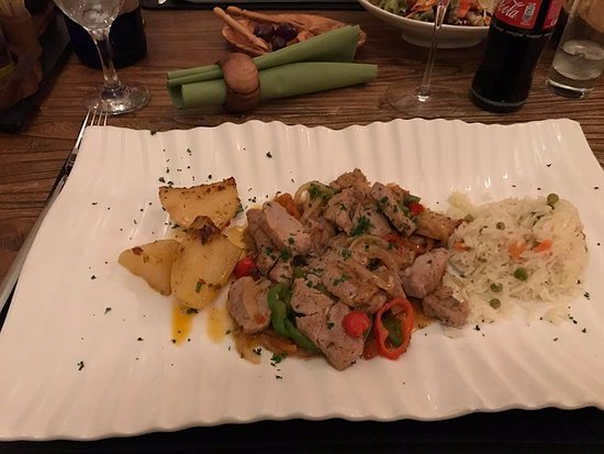 The Olive Tree : Excellent Tigania