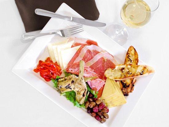 Geneseo, NY: Piatto Freddo (Italian Meat & Cheese)