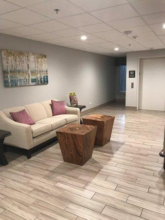 โกดัก, เทนเนสซี: Lobby on second floor