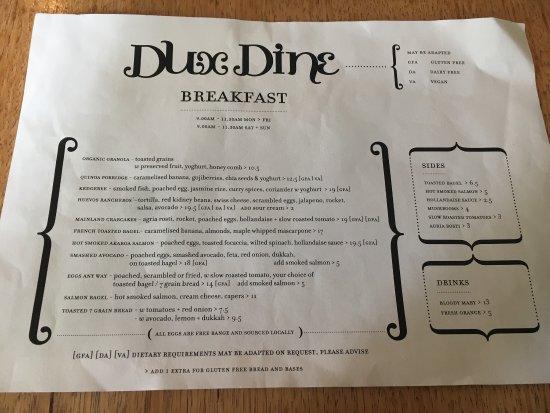 Dux Dine: photo1.jpg