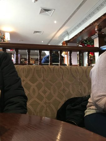 Dunshaughlin, Ireland: Christmas spirit at The County Club
