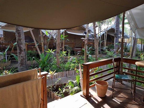 Foto de La Cocoteraie Ecolodge Luxury Tents