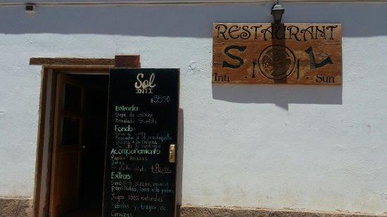 Sol Inti Restaurant: 20171116_140340_large.jpg