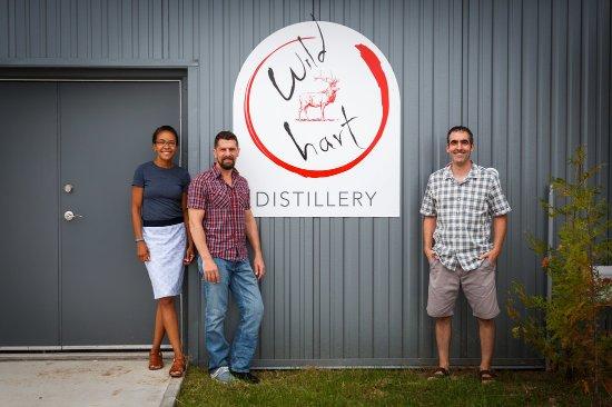 Wild Hart Distillery