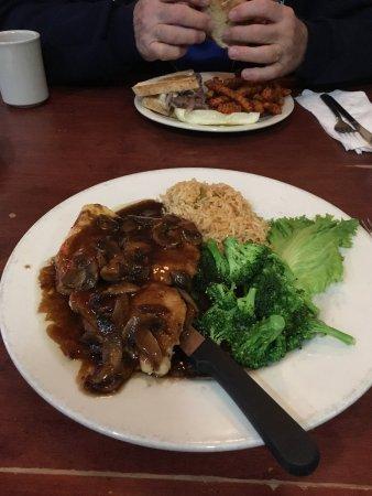 Matthews, NC: chicken marsala