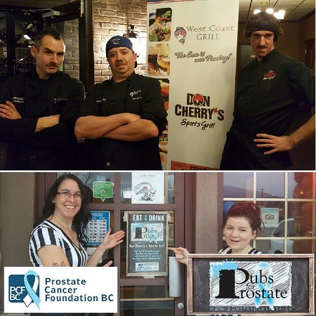 Cranbrook, Kanada: Supporting Pubs for Prostate