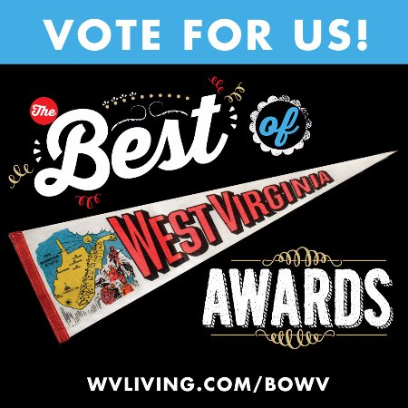 Lost River, WV: Our Staff is honored to be a part of the 2017 Best of West Virginia Awards from WV Living Magazi