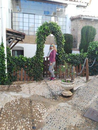 Fuenteheridos, España: Navidades anticipadas