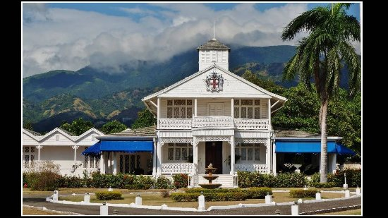 Kingston, Jamaica: Vale Royale