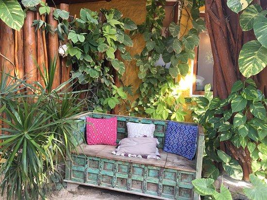 Holbox Hotel Casa las Tortugas - Petit Beach Hotel & Spa : Un sitio para disfrutarlo, cuidado en cada detalle. Con una comida exquisita y unas vistas  incr