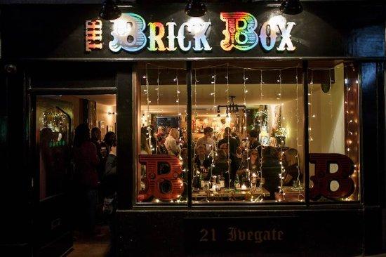 The Brick Box Rooms