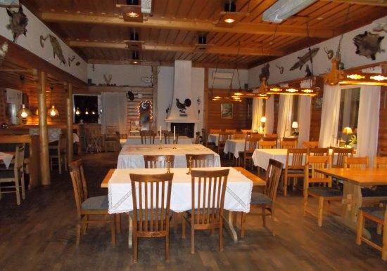 Värmland, Szwecja: restaurant