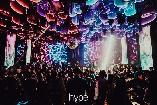 Hype Belgrade Night Club