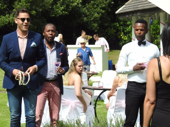 Riverside Boutique Hotel: Horses for Causes Function