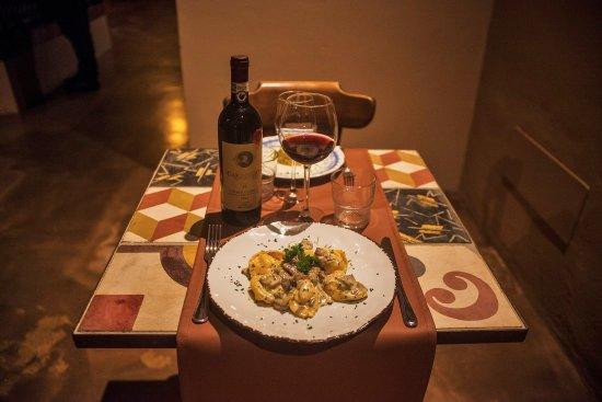 A balus bologna restaurant reviews photos for Hotel bologna borgo panigale