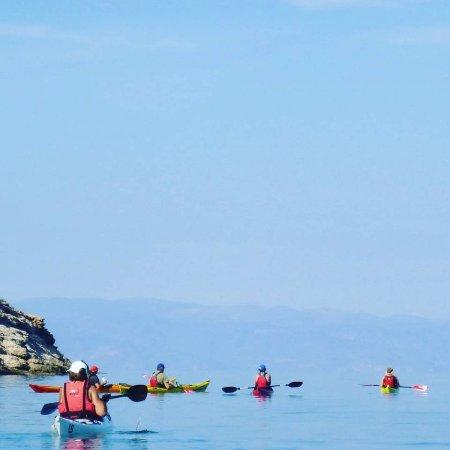 Tribal Kayak