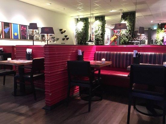 Kista, Sverige: Restaurant