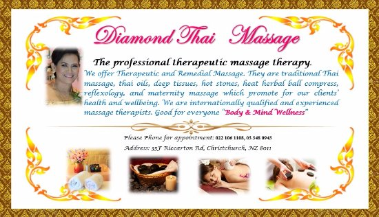 Diamond Thai Massage