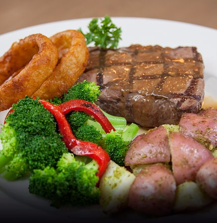 Holiday Inn & Suites Scottsdale North - Airpark: Whiskey Sirloin!