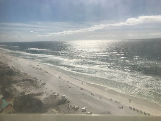 Sandestin, FL: View from front room