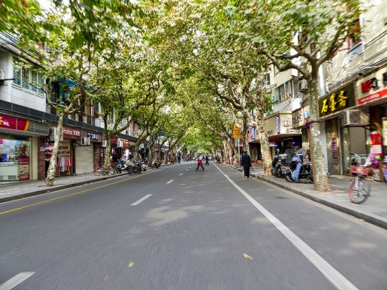 Insiders-Shanghai Private One-day Tour: Leafy French concession street