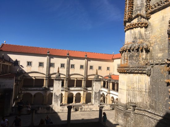 Томар, Португалия: Convento da Ordem de Cristo - panorâmica