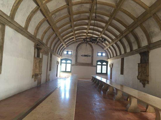 Томар, Португалия: Convento da Ordem de Cristo - refeitório