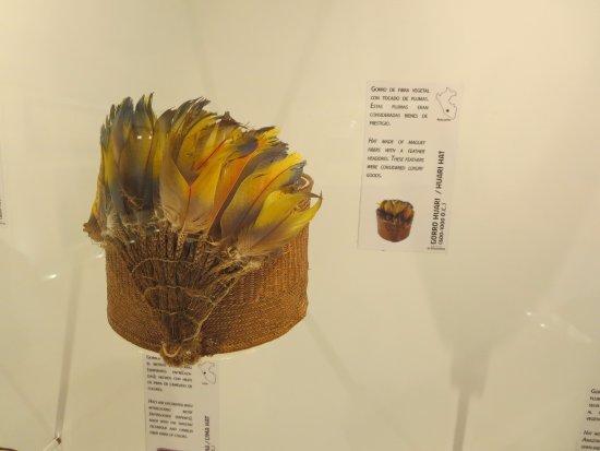 La Hacienda Bahia Paracas: Museum artifact