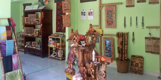 Kupu-Kupu Foundation Shop