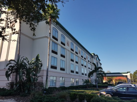 Wingate by Wyndham Tampa/At USF : Outside
