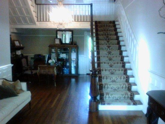 Covington, GA: First set of steps