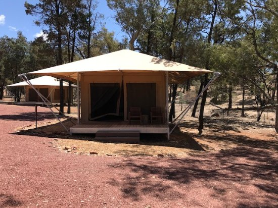 Flinders Ranges National Park, Australia: Safari Tent
