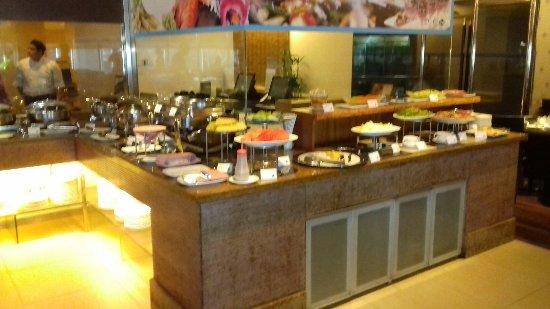 โรงแรมริเวอร์ไซด์ มาเจสติก: Breakfast at the Riverside Majestic