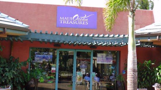 Wailuku, ฮาวาย: Gift Shops