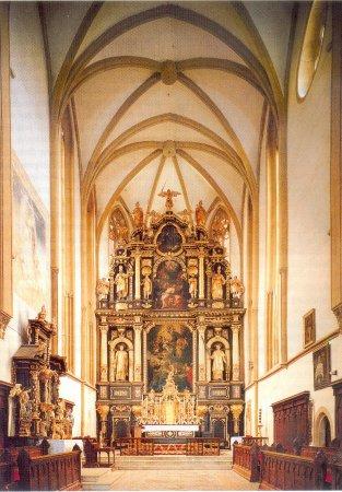 Bad Sankt Leonhard im Lavanttal, Austria: Die Pfarrkirche von Bad St. Leonhard - die Leonhardikirche eine der schönsten gotischen Kirchen