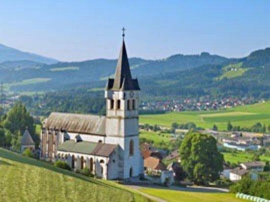 Pfarre St. Leonhard: Die Pfarrkirche von Bad St. Leonhard - die Leonhardikirche eine der schönsten gotischen Kirchen